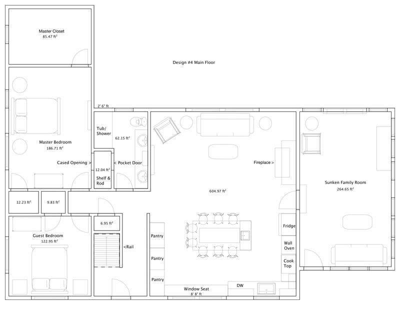 Main Floor Designs