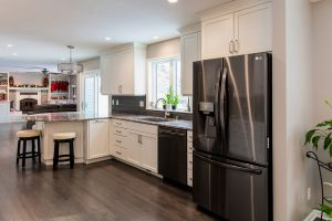 Read more about the article Smutzer Kitchen and Living Room Remodel