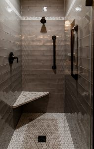 Read more about the article Tiled Shower