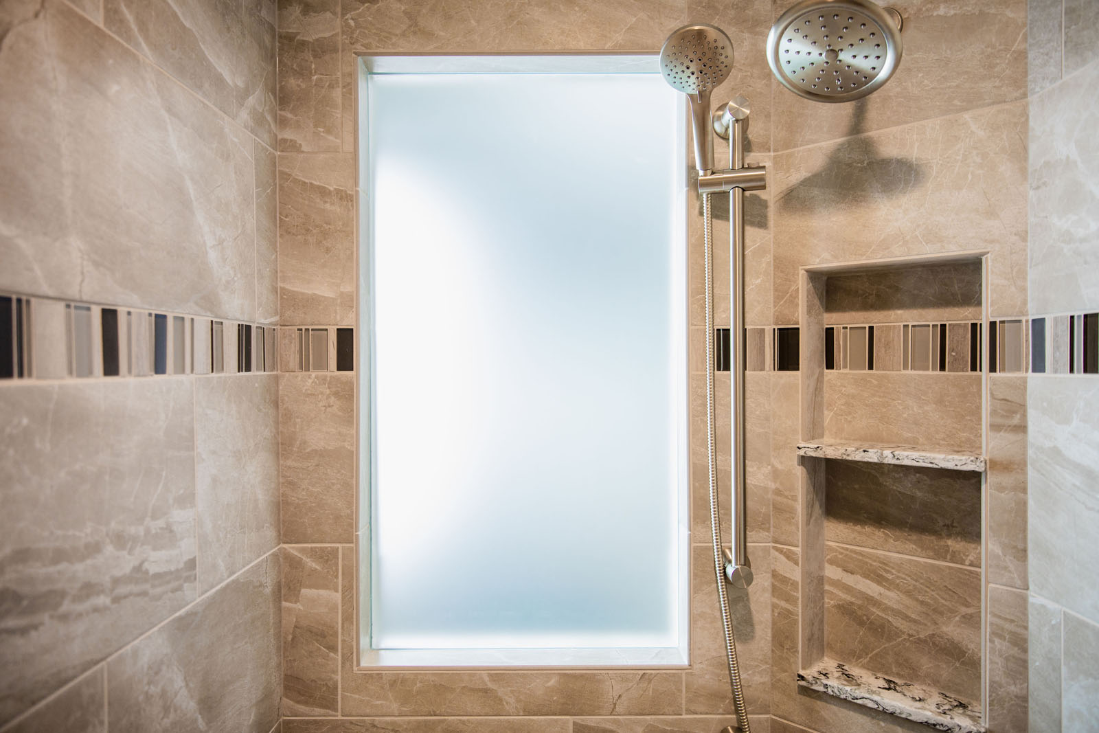 Elias Construction Master Suites and Bathrooms