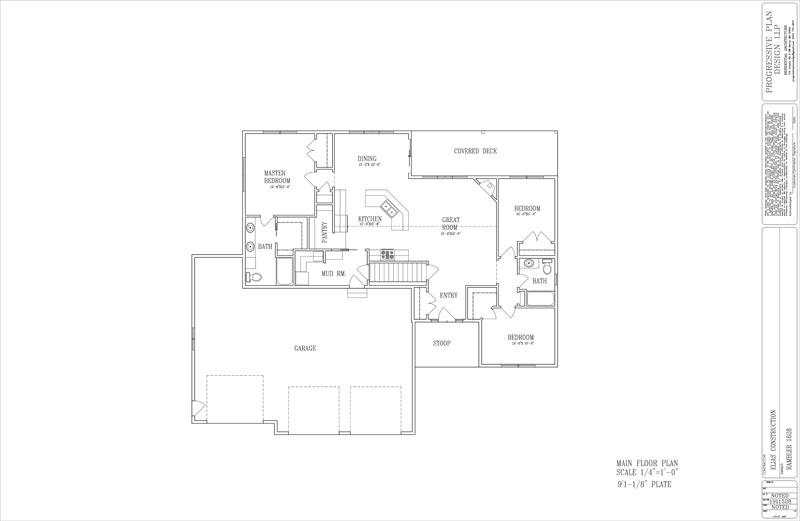 Elias Homes - New Home Construction Rambler 3