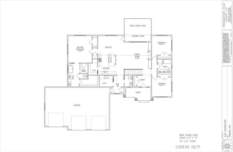 Elias Construction - New Home Construction 3
