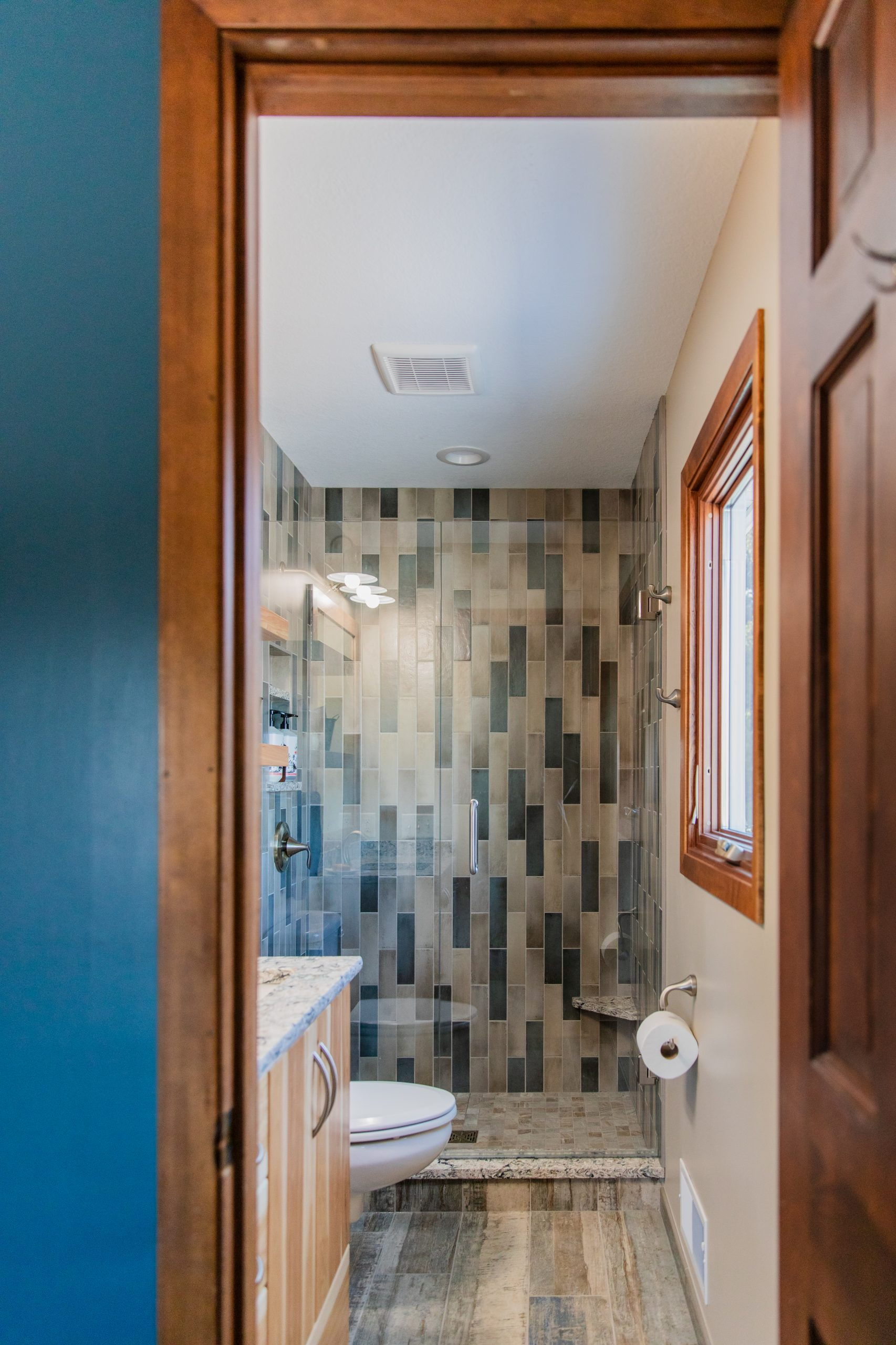 Sanner Tiled Showers