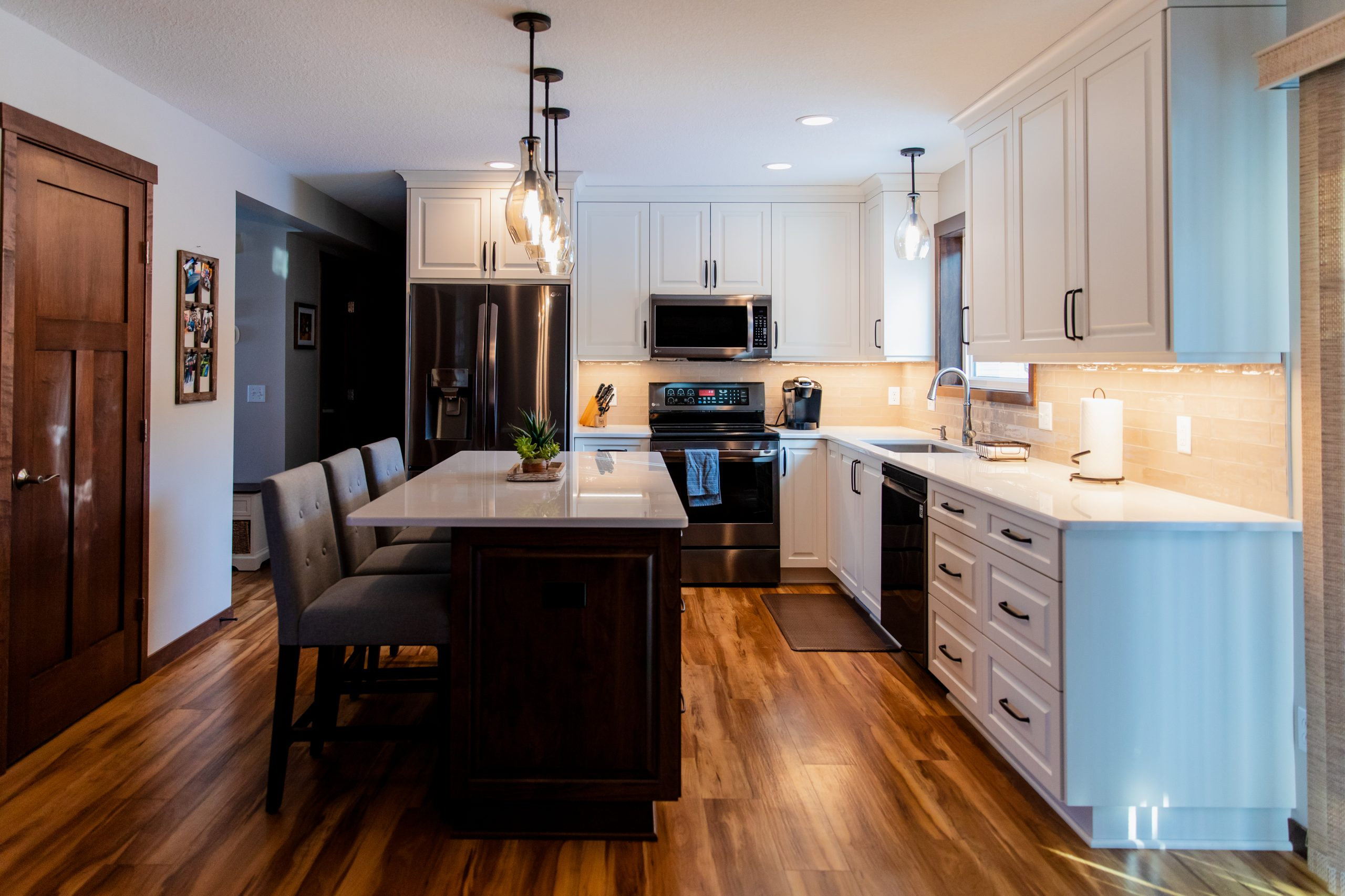 Read more about the article Chic Kitchen